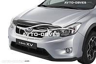 Дефлектор на капот (мухобойка) для Subaru Impreza
