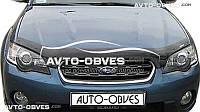 Дефлектор на капот (мухобойка) для Subaru Legacy 2004 - 2008