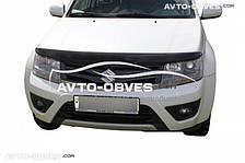 Дефлектор на капот (мухобойка) Suzuki Grand Vitara 2011-2015