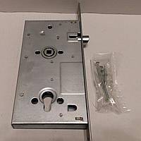 Корпус замка врезного цилиндрового KALE 252/R w/b (никель) тех. упаковка