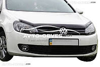 Дефлектор на капот (мухобойка) для Volkswagen Golf VI