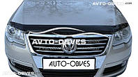 Дефлектор на капот (мухобойка) для Volkswagen Passat B6