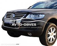 Дефлектор на капот (мухобойка) для Volkswagen Touareg