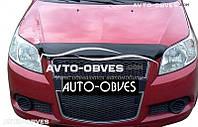 Дефлектор капота для Chevrolet Aveo H/B