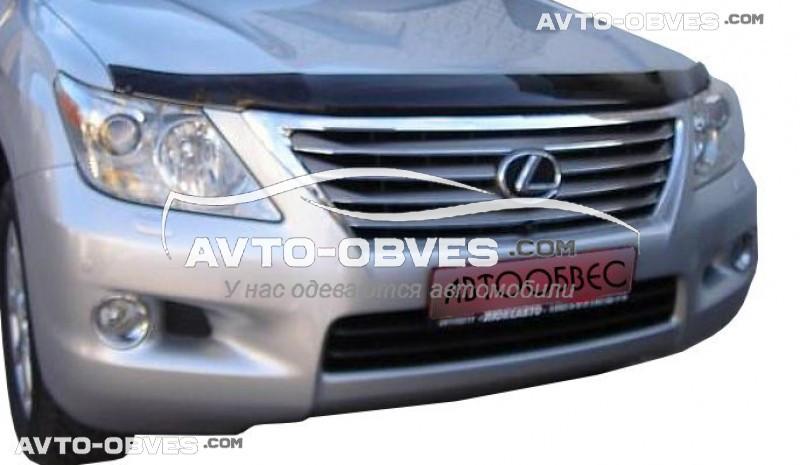 Дефлектор капота для Lexus LX570