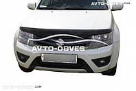 Дефлектор капота Suzuki Grand Vitara 2011-2015