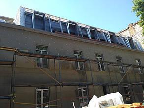"""Мансардный этаж гостинницы """" Wall Street"""", г. Одесса 7"""
