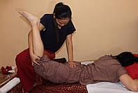 Тайский классический массаж 90 минут