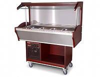 Салат -бар  SBI159K-W GGM (холодильный)