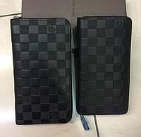 Портмоне, кошелек, органайзера Louis Vuitton LV в коже 2 вида