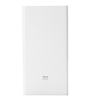 Внешний аккумулятор (Power Bank) Xiaomi Mi power bank 20000mAh White (1154400042)