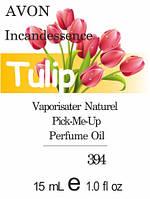 Парфюмерное масло на разлив парфюмерный композит версия Incandessence Avon