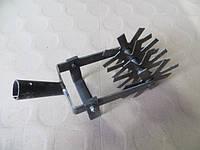 Культиватор ручний на 4 диски