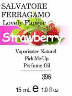 Парфюмерное масло на разлив парфюмерный композит версия Incanto Lovely Flower Salvatore Ferragamo