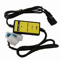 USB AUX MP3 WAV адаптер для магнитолы Mazda