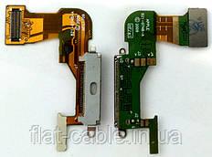 Шлейф зарядки/USB iPhone 3GS белый