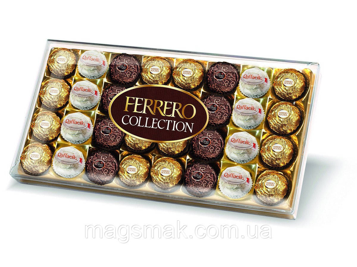 Конфеты Ferrero Collection 359.2 г