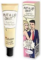 The Balm Eyeshadow Primer Put a Lid On It-Neutral - База для теней, 11.8 мл