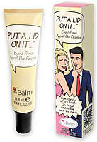 The Balm Eyeshadow Primer Put a Lid On It-Neutral - База для теней, 11.8 мл
