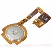 Шлейф кнопки Home iPhone 3GS (оригинальный)