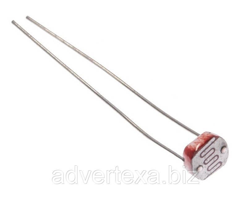 GL5528 фоторезистор датчик света