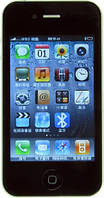 Китайский iphone 4 (F8), 2 сим, Tv, Fm, Jawa. Добротная бюджетная копия!