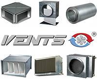 Принадлежности для систем вентиляции