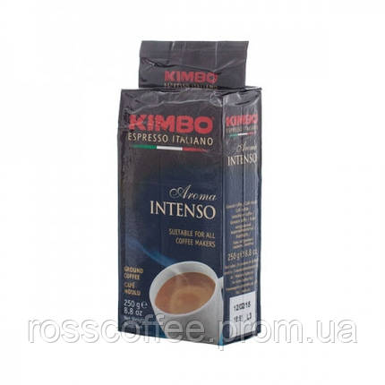 Кофе молотый Кimbo Aroma Intenso 250 г, фото 2