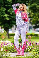 Спортивный костюм женский под горло SV 0968