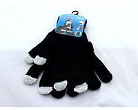 Перчатки для емкостных экранов Glove Touch FXV