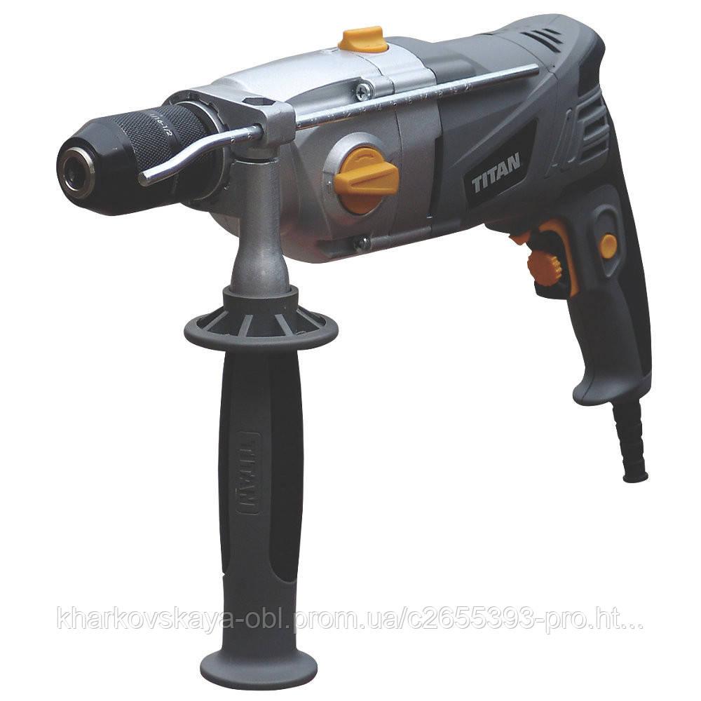 Ударная дрель / перфоратор 850W самозажимной партрон(метал) из Англии
