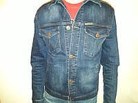 Джинсовая курточка мужская Wrangler 248