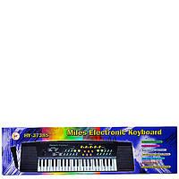 Детский синтезатор XH3738S с микрофоном