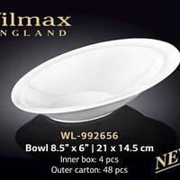 Салатник Wilmax 992656  21*14,5 см