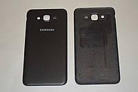 Задняя черная крышка для Samsung Galaxy J7 J700   J700F   J700H   J700M   J7008