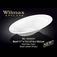Салатник Товарwilmax WL- 992657 27,5*18,5 см