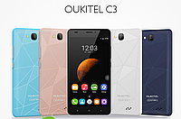 Смартфон Oukitel C3  Синий
