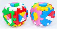"""Куб """"Розумн.малюк"""" 2476 """"Комбі"""""""