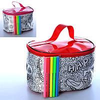 Набор для творчества МК 0729 Раскрась сумку