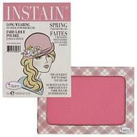The Balm Instain Argyle-Petal Pink - Румяна для лица, 6.5 г