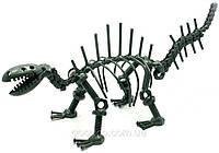 """Техно-арт сувенір з металу """"Динозавр"""""""