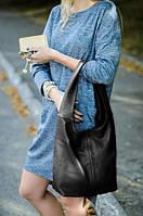 Кожанная сумка женская