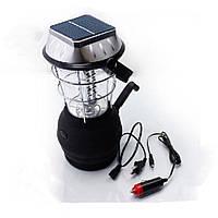 Портативный cветодиодный фонарь 5в1 Solar LED LS-360