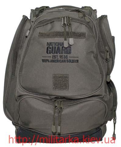 """Рюкзак """"NATIONAL GUARD"""" 40 л, олива"""