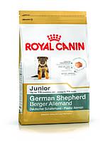 Royal Canin German Shepherd Junior - корм для щенков породы немецкая овчарка до 15 месяцев 1 кг