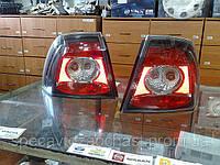 Фонари задние Opel Vectra (B) 1999 > R+L к-т, черный,TYC