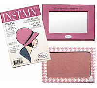 The Balm Instain Houndstooth-Mauve - Румяна для лица, 6.5 г