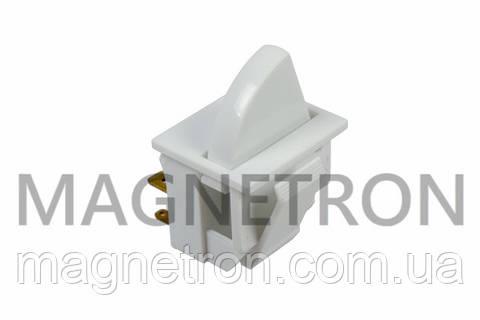 Выключатель света кнопочный для холодильников Ariston C00173740