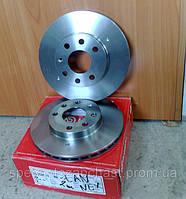 BREMBO диск тормозной на Daewoo Lanos