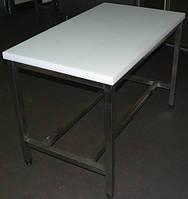 Столы с полиэтиленовой столешницей